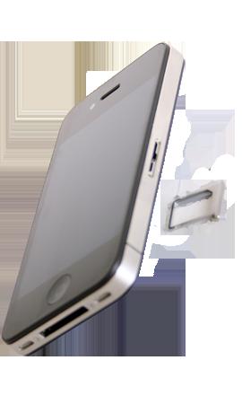 Comment Insérer La Carte Sim Dans Mon Apple Iphone 4 Ou La