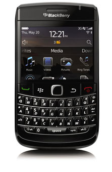 BlackBerry<sup>MD</sup> Bold<sup>MC</sup> 9780